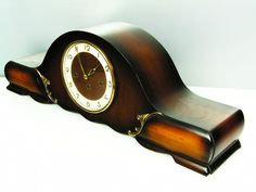Great Art Deco Westminster Chiming Mantel Clock from Belcanto Germany | eBay
