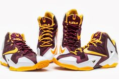 5c1a148f1b1c A detailed look at the Nike LeBron 11 Christ the King PE