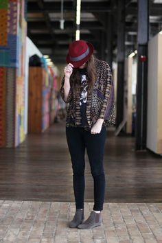 How To Formulate the Perfect Tomboy Outfit