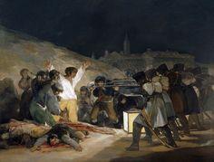 The Third of May 1808 - Francisco Goya