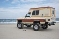 76 Chevy Chalet K5
