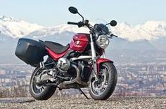 Bmw R1200R and Alps.