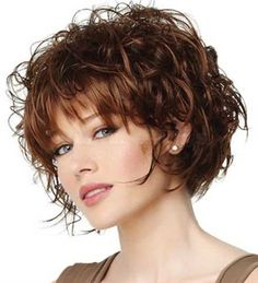 25 Short Hairstyles Curly Hair