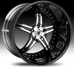 Asanti Rim Custom Wheels Find the Classic Rims of Your Dreams - www.allcarwheels.com