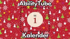 Tür 1 des 🎅 #AbilityTubeKalender 🎄 hält NormaloTV für Euch bereit! Influencer, Blog, Videos, Movies, Movie Posters, Art, Advent Calenders, Studying, Art Background