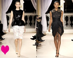 Giambattista Valli | Paris Haute Couture Fashion Week Spring Summer 2012 collection