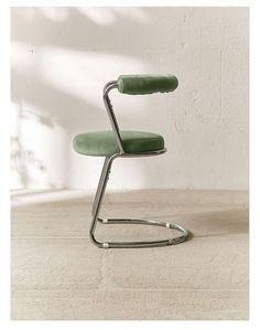 UO Avery Velvet Dining Chair