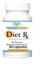 Diet Rx - An All Natural Herbal Diet Supplement - For Natural Appetite Suppressant and Control Specially Formulated w/ Green Tea Extract, Hoodia, Ginger Root, Banaba, Choline Bitartrate, Bitter Melon Extract, Fenugreek Seed Extract, Guggul Herb, and 15 Other Natural Herbs That Work for Women and Men, 30 Capsules - Formulated by Dr. Ray Sahelian, M.D « Weight Loss AZTips Weight Loss AZTips