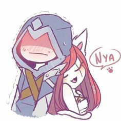 Find images and videos about lol, league of legends and kitty cat on We Heart It - the app to get lost in what you love. Lol League Of Legends, Evelynn League Of Legends, Katarina League Of Legends, League Of Legends Characters, Liga Legend, Character Art, Character Design, League Memes, Comic Anime