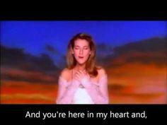 My Heart Will Go On - Titanic Theme Song (Lyrics)