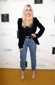Ashlee Simpson, Beverly Hills, Party Pops, Chic, Clothes, Style, Fashion, Shabby Chic, Outfits