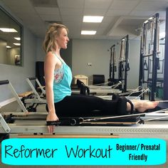 A 25 minute at-home Pilates Reformer workout. This workout is designed to strengthen your legs, arms, back, and abs and incorporates a nice stretch at the en...