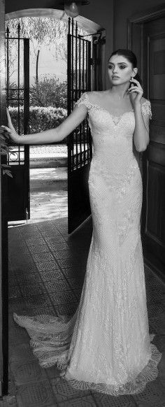 Weddig Dress By Riki Dalal - Lorraine Collection 2015 - Belle The Magazine 2015 Wedding Dresses, Wedding Attire, Wedding Gowns, Wedding Lace, Dream Wedding, Long Sleeve Wedding, Wedding Dress Sleeves, Gorgeous Wedding Dress, Beautiful Dresses