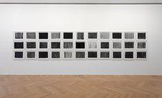 Grey matter: Richard Serra's 'Ramble Drawings' at Gagosian Gallery, Paris