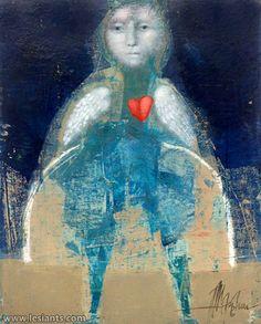 HEART, Alexey Terenin (b1969, Moscow; based in Prague, Czech)