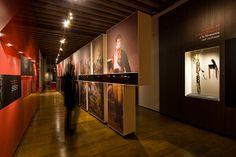 Museo del Carlismo by David Pérez García, via Behance