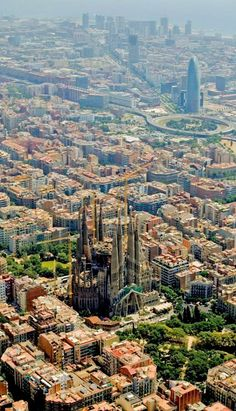 Barcelona, Spain (Photo: © Mark Burry)