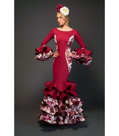 trajes de flamenca 2017 - Aires de Feria - Simpatia