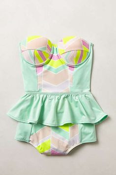 Anthropologie - Zinke Starboard Swimsuit