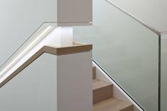 Handlauf : Treppen von ARCHITEKTEN BRÜNING REIN