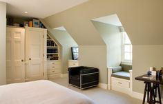Toronto Restoration - traditional - bedroom - toronto - by Heintzman Sanborn Architecture~Interior Design