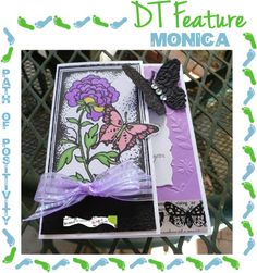 """Path of Positivity Challenge: Challenge #12--THOUGHTFULNESS featuring """"Today"""" digital stamp design from Pickled Potpourri www.PickledPotpourri.com  #digi #digistamp #pickledpotpourri #today"""