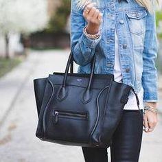 Bleulab Black Coated Skinny Jeans