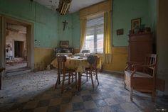 Abandoned maison St Valentin, 2015