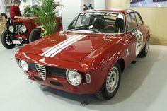Alfa Romeo Giulia 1600 Sprint GTA (2002 Retromobile) High Resolution Image