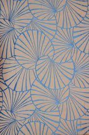 Ciment 1900 on pinterest florence farrow ball and floral wallpapers - Papier peint art nouveau ...