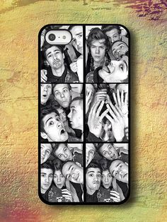 iphone 5/4/4s case---samsung S3/s4 case--- one direction gray hard case