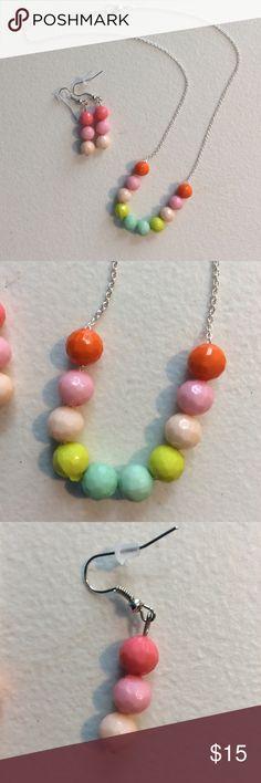 Hades necklace - Yellow & Orange Niomo StlIC