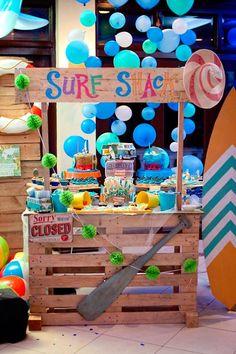 Surf Shack Dessert S