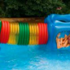 """Awesome """"hamster-like"""" pool toy for kids"""