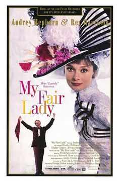 My fair lady poster 4/5