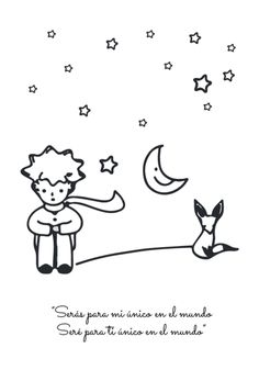 Little Prince, The Little Prince Type 2 Print Quote Posters, Quote Prints, The Little Prince Movie, Writers Notebook, Black And White Prints, Hand Embroidery Stitches, Cute Doodles, Cross Paintings, Typography Poster