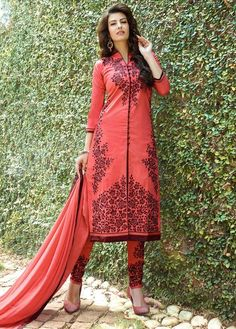 Indian Designer Churidar Suits Collection for Women 2015-2016