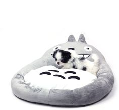 High Quality Totoro dog house sofa for Small Pet Cushion Cat Puppy Kitten