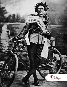 Onesimus Pankratov, Russian bicycle world traveller.
