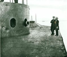Author and historian Uss Monitor, Assistant Engineer, Man Of War, United States Navy, Us History, American Civil War, Battleship, Dieselpunk, Military History