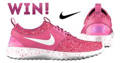 Shoesday Giveaway – Win a Pair of Nike Shoes