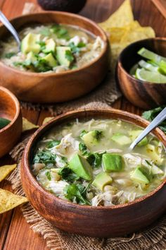 White Bean Chicken Chili Soup made in the Instant Pot | Minimal effort & minimal clean up | Gluten Free + Dairy Free + Grain Free