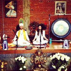 Awaken love Workshop at Golden Bridge Yoga with Hillary Pike and Sat Devbir Singh was truly magical.