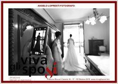 Da oltre 25 anni Angelo Lopresti opera nel settore foto e video per matrimonio. Le sue fotografie e i suoi video raccontano il matrimonio con spontaneità e creatività.