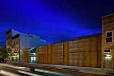 ultrathin facade in brooklyn
