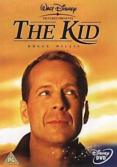 The Kid (2000)  An unhappy and disliked image consultant gets a second shot at life when an eight year old version of himself mysteriously appears.  Bruce Willis, Spencer Breslin, Emily Mortimer