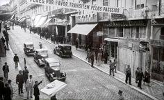 """Passa muitas vezes por esta loja, mas sabia que foi criada pelo arquiteto Raul Lino? """"A Chapelaria Gardénia, na Rua Garrett, foi projectada em 1917, a pedido de João Motta da Silva, como remodelação..."""