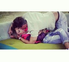 Marco Ferri ♥& Aylen Milla♥ Milla, Flirting, Cuddling, Love Her, All Things, Romantic, Celebs, Physical Intimacy, Romantic Things