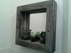 Spiegel Van Steigerhout : Beste afbeeldingen van steigerhout in home decor