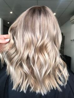 "Check Out Our , Champagne is the Latest Color Hair We Re Crazy for, Champagne Bronde"" Blends Summer and Fall Hair Color Trends, Champagne Blonde Hair Color Pccheatz. Blonde Hair Looks, Blonde Hair With Highlights, Blonde Balayage, Fall Blonde Hair Color, Summer Blonde Hair, Color Highlights, Blonde Hair For Cool Undertones, Blonde For Fall, Cool Toned Blonde Hair"